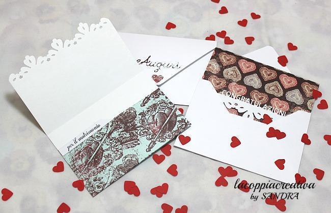 card portasoldi matrimonio