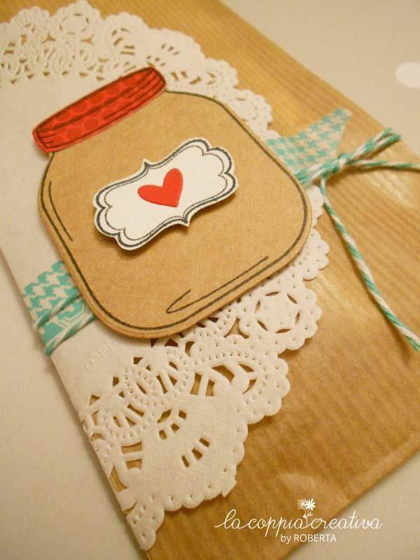 Per la tavola di san valentino la coppia creativa - Tavola di san valentino ...