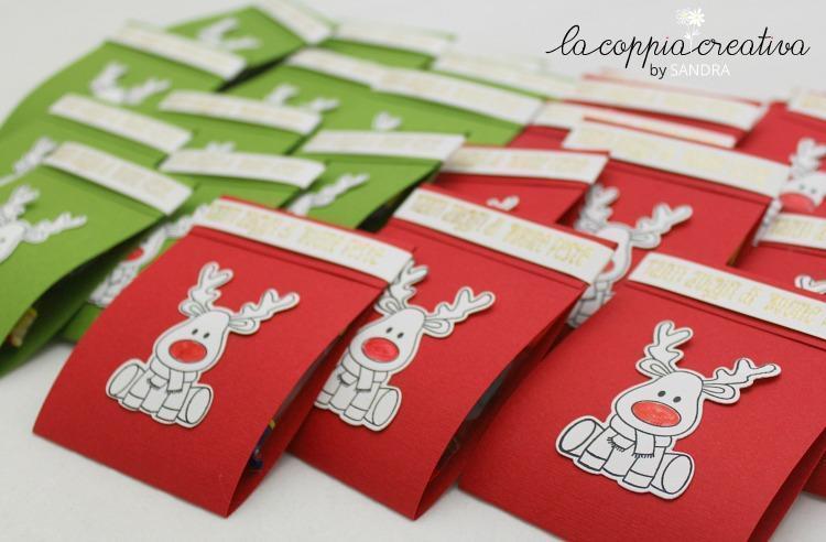 Popolare Pensierini di Natale per Bambini - La Coppia Creativa CR47
