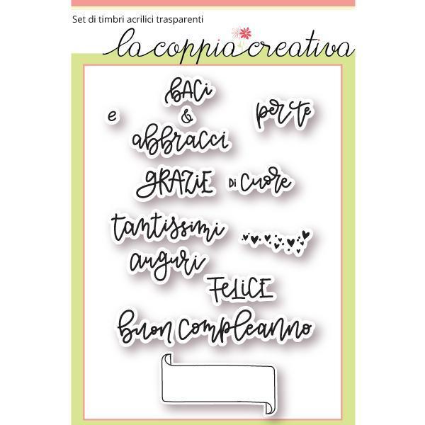 Eccezionale Buon Compleanno 2 Archives - La Coppia Creativa ZG85